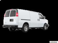 2017 Chevrolet Express 3500 CARGO | Photo 2 | Summit White