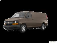 2017 Chevrolet Express 3500 CARGO | Photo 3 | Brownstone Metallic
