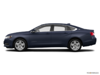 2017 Chevrolet Impala LS | Photo 1 | Blue Velvet Metallic