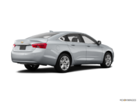2017 Chevrolet Impala LS | Photo 2 | Silver Ice Metallic
