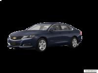 2017 Chevrolet Impala LS | Photo 3 | Blue Velvet Metallic
