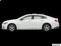 2017 Chevrolet Malibu LS | Photo 1 | Summit White