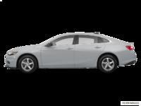 2017 Chevrolet Malibu LS | Photo 1 | Silver Ice Metallic