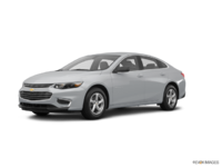 2017 Chevrolet Malibu LS | Photo 3 | Silver Ice Metallic