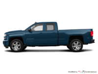 2017 Chevrolet Silverado 1500 LT Z71 | Photo 1 | Deep Ocean Blue Metallic