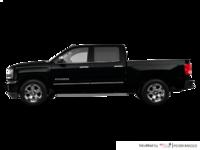 2017 Chevrolet Silverado 1500 LTZ Z71 | Photo 1 | Black