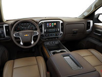 2017 Chevrolet Silverado 1500 LTZ Z71 | Photo 3 | Cocoa/Dune Perforated Leather