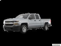 2017 Chevrolet Silverado 1500 WT | Photo 3 | Silver Ice Metallic