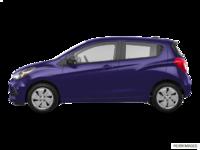 2017 Chevrolet Spark LS | Photo 1 | Kalamata Metallic