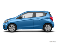 2017 Chevrolet Spark LS | Photo 1 | Splash Metallic