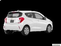 2017 Chevrolet Spark LS | Photo 2 | Summit White