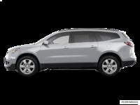 2017 Chevrolet Traverse 1LT | Photo 1 | Silver Ice Metalllic