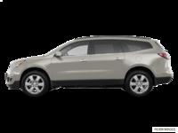 2017 Chevrolet Traverse 1LT | Photo 1 | Champagne Silver Metallic