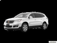 2017 Chevrolet Traverse 1LT | Photo 3 | Summit White