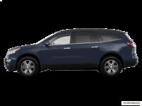 2017 Chevrolet Traverse 2LT | Photo 1 | Bllue Velvet Metallic