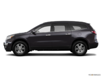 2017 Chevrolet Traverse 2LT | Photo 1 | Tungsten Metallic