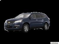 2017 Chevrolet Traverse 2LT | Photo 3 | Bllue Velvet Metallic