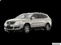 2017 Chevrolet Traverse 2LT | Photo 3 | Champagne Silver Metallic