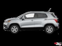 2017 Chevrolet Trax LS | Photo 1 | Silver Ice Metallic