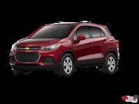 2017 Chevrolet Trax LS | Photo 3 | Crimson Metallic