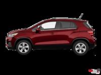 2017 Chevrolet Trax LT | Photo 1 | Crimson Metallic
