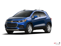 2017 Chevrolet Trax LT | Photo 3 | Blue Topaz Metallic