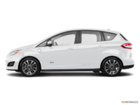 2017 Ford C-MAX ENERGI TITANIUM | Photo 1 | White Platinum