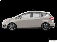 2017 Ford C-MAX ENERGI TITANIUM | Photo 1 | White Gold