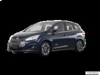 2017 Ford C-MAX ENERGI TITANIUM | Photo 3 | Kona Blue