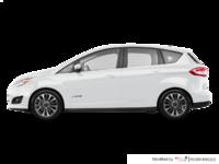 2017 Ford C-MAX HYBRID TITANIUM | Photo 1 | White Platinum