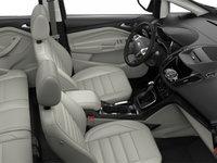 2017 Ford C-MAX HYBRID TITANIUM | Photo 1 | Medium Light Stone Leather