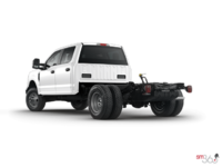 2017 Ford Chassis Cab F-350 XLT | Photo 2 | Oxford White