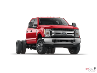 2017 Ford Chassis Cab F-350 XLT | Photo 3 | Race Red