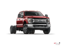 2017 Ford Chassis Cab F-350 XLT | Photo 3 | Ruby Red