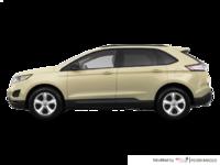 2017 Ford Edge SE | Photo 1 | White Gold Metallic