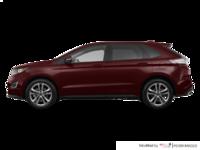 2017 Ford Edge SPORT | Photo 1 | Burgundy Velvet Metallic
