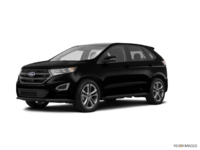 2017 Ford Edge SPORT | Photo 3 | Shadow Black