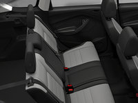 2017 Ford Escape S | Photo 2 | Charcoal Black Cloth