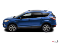 2017 Ford Escape TITANIUM   Photo 1   Lightning Blue