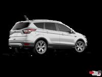 2017 Ford Escape TITANIUM   Photo 2   Ingot Silver