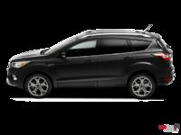 2017 Ford Escape TITANIUM   Photo 1   Shadow Black