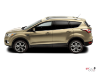 2017 Ford Escape TITANIUM   Photo 1   White Gold