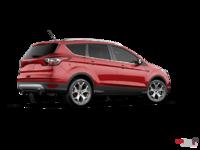 2017 Ford Escape TITANIUM   Photo 2   Ruby Red