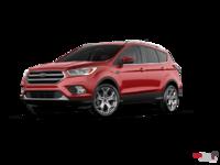 2017 Ford Escape TITANIUM   Photo 3   Ruby Red