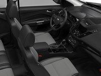 2017 Ford Escape TITANIUM   Photo 1   Charcoal Black Partial Leather