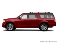 2017 Ford Expedition LIMITED MAX   Photo 1   Ruby Red Metallic