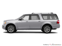 2017 Ford Expedition LIMITED MAX   Photo 1   Ingot Silver Metallic