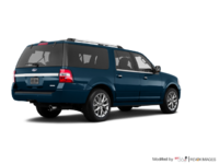 2017 Ford Expedition LIMITED MAX   Photo 2   Blue Jeans Metallic