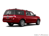 2017 Ford Expedition LIMITED MAX   Photo 2   Ruby Red Metallic