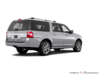 2017 Ford Expedition LIMITED MAX   Photo 2   Ingot Silver Metallic